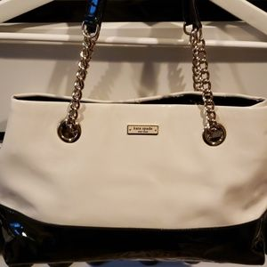 Kate Spade Patent Leather Tote Bag